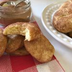 These soft and chewy Snickerdoodle Cookies are buttery and covered in cinnamon and sugar. A classic cookie recipe that is a family favorite. #Snickerdoodle #Cookies
