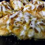 Cheesy Honey Mustard Chicken
