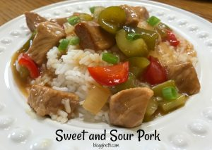 Simple and Delicious Sweet and Sour Pork