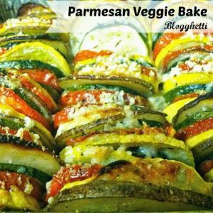Parmesan Veggie Bake