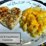 Potato and Cauliflower Casserole
