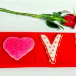 Valentine's Love and Frosted Sugar Cookies
