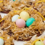 Springtime Treat: Coconut Bird's Nests