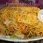 Sunday Spotlight #5 – Vegetable Chow Mein