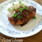 Asian Sesame Chicken (Crockpot)