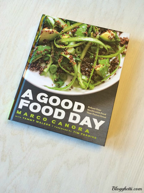 A Good Food Day Cookbook Giveaway