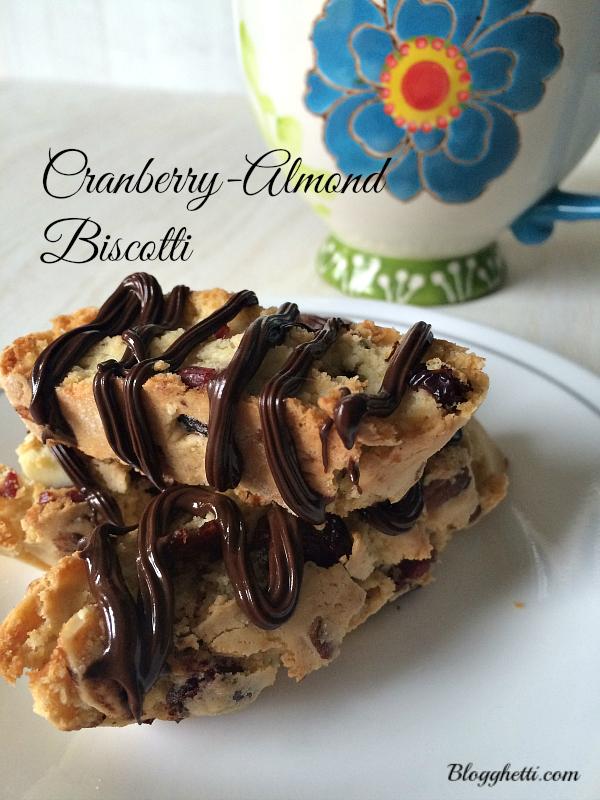 Cranberry-Almond Biscotti