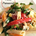 Meatless Mondays - Pasta Primavera