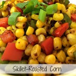 Skillet-Roasted Corn