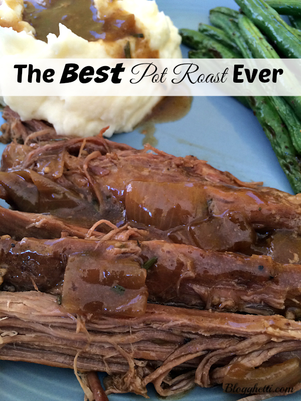 The Best Pot Roast Ever | Blogghetti