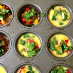 Meatless Monday - Mini Muffin Veggie Omelets