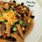 Meatless Mondays - Southwest Pasta