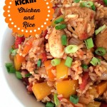 Kickin' Chicken and Rice