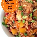 Kickin' Chicken and Rice