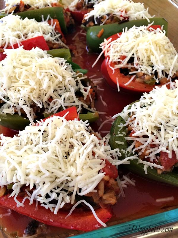 meatless stuffed-peppers