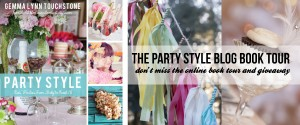 Party Style Book Tour and Giveaway