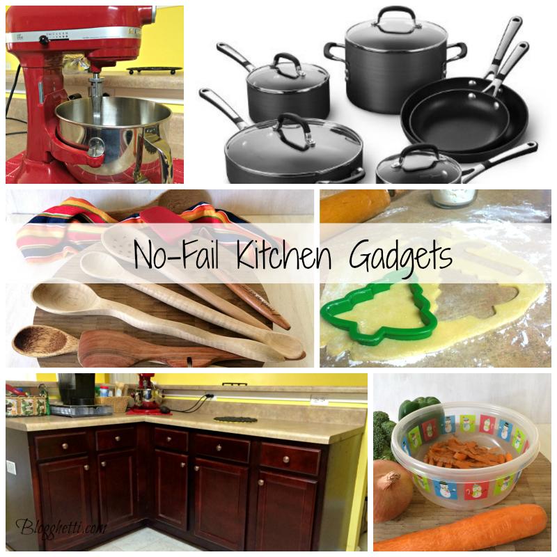 No fail kitchen gadgets