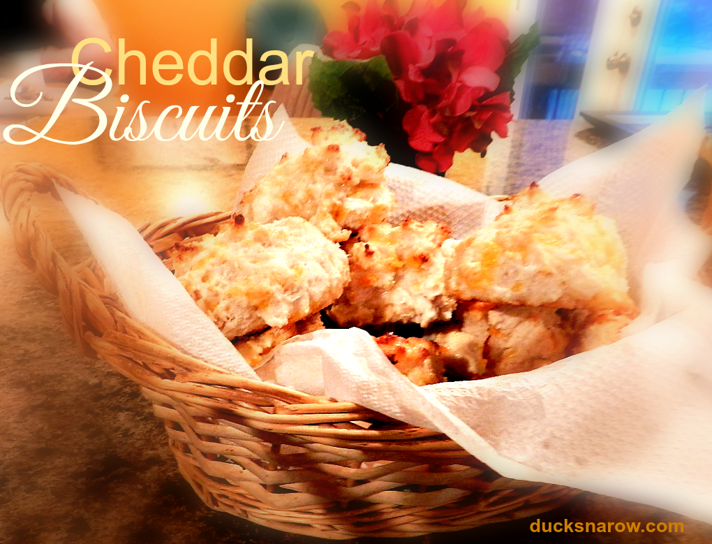 Cheddar Biscuits 7