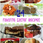 24 Favorite Easter Recipes Round-Up