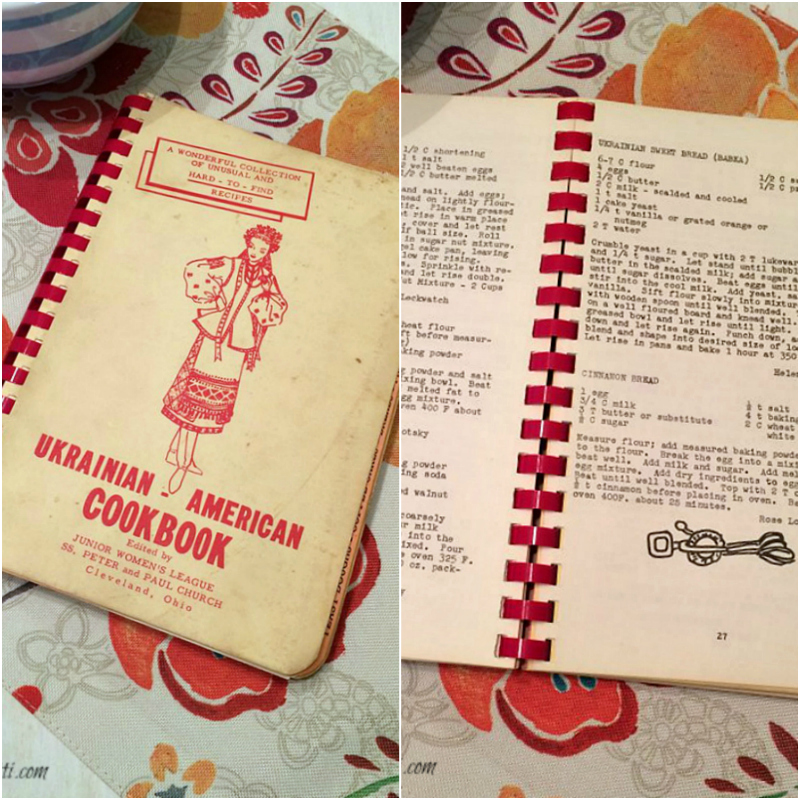 Ukrainian Cookbook and Recipe