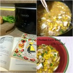 Crockpot Chicken Corn Soup
