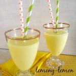 Lemony-Lemon Smoothie