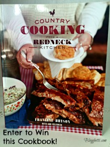 A Redneck Kitchen Cookbook Review and Giveaway