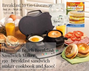 Breakfast To GO Giveaway!