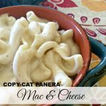 If you love Panera's Macaroni and Cheese (or just love macaroni and cheese) make it at home with this copycat recipe. It's ultra creamy, cheesy, and heavenly good. Simple ingredients for a simple and classic dish.