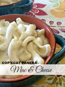 Copycat Panera Macaroni and Cheese