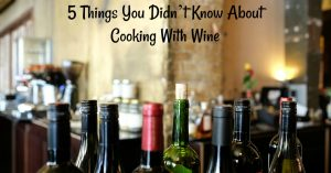 5 Things You Didn't Know About Cooking With Wine