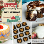 Welcome back to this week's Happiness is Homemade Link Party! This week's link party is all about summertime desserts! From easy-to-make poke cakes to classic
