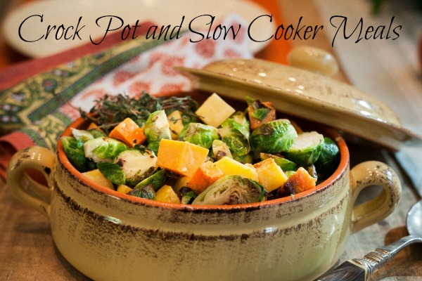 Crock Pot and Slow Cooker Meals