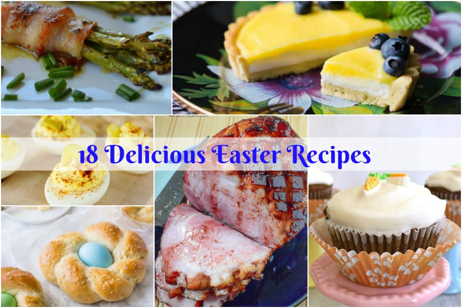 18 Delicious Easter Recipes to Make