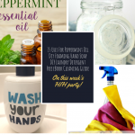 Happiness is Homemade Link Party: DIY Products for You and Your House