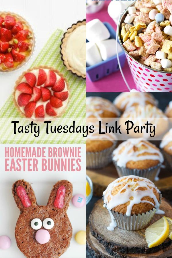 Sweet Treats featured on #TastyTuesdays