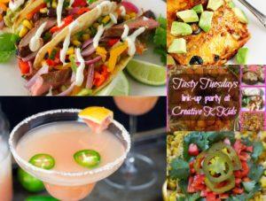 Cinco de Mayo Recipes Top Tasty Tuedays' Link Party