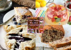 Tasty Tuesdays' Link Party:  Fresh Fruit Picking Guide and Recipes