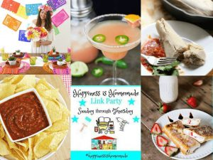 Cinco de Mayo Fun on Happiness is Homemade Link Party
