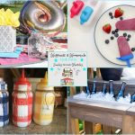 Happiness is Homemade Link Party: Get Ready for Summer!