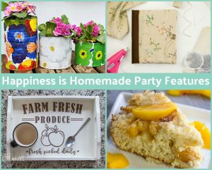 Happiness is Homemade Link Party Celebrates Mother's Day