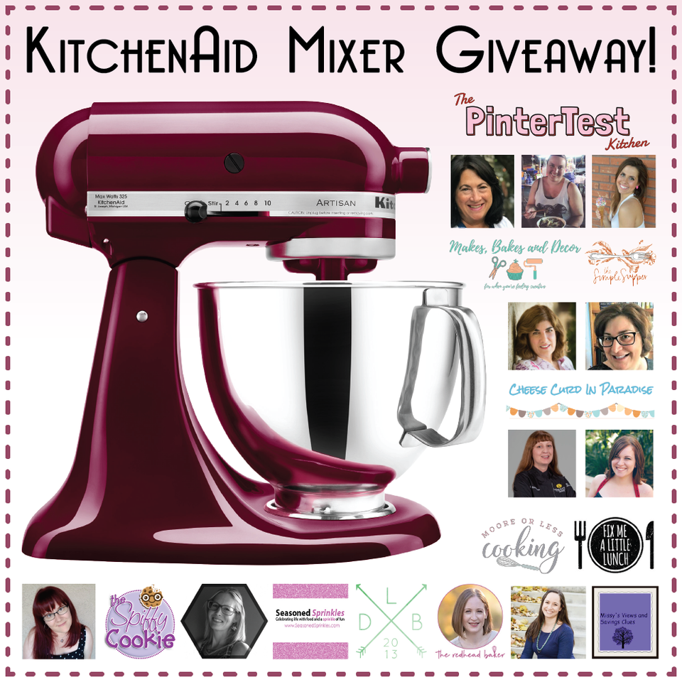KitchenAid Instagram Giveaway