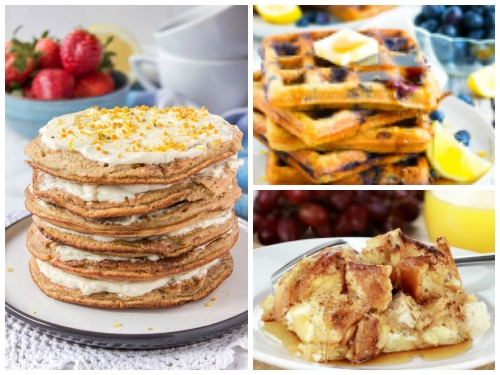 18 Mother's Day Brunch Ideas - Round up #MothersDay #brunch #roundup #breakfast #mom