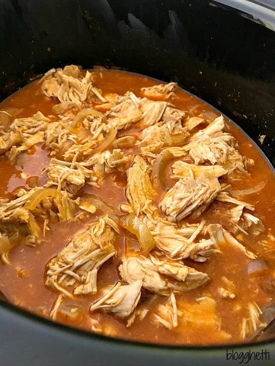 Slow Cooker Buffalo Turkey
