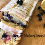 Blueberry Lemon Bread #blueberry #lemon