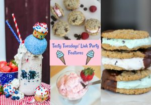 Summertime Frozen Treats on Tasty Tuesdays' Link Party
