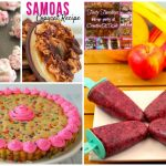Tasty Tuesdays' Link Party:  Sweet Treats for Summer and Kids