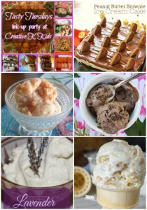Ice Cream Recipes - Tasty Tuesdays