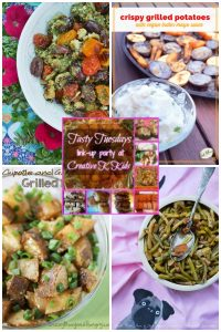 Tasty Tuesdays' Link Party: Perfect Summer Sides