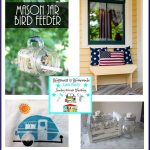 Happiness is Homemade Link Party: Easy DIY Project Features
